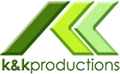 K&K Productions Logo